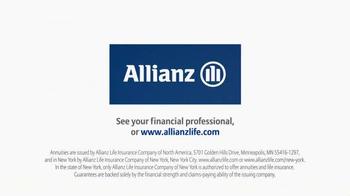 Allianz Corporation TV Spot, 'Even Better Retirement' - Thumbnail 10