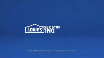 Lowe's TV Spot, 'How to Accidentally Invent a New Word' - Thumbnail 8