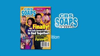CBS Soaps in Depth TV Spot, 'What's Next?' - Thumbnail 4