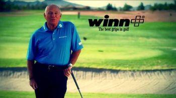 Winn Golf Grips TV Spot, 'The Heat is On'