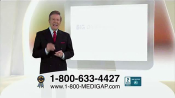 1-800MediGap TV Spot, 'Health Insurance for Individuals and Families' - Thumbnail 1