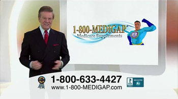 1-800MediGap TV Spot, 'Health Insurance for Individuals and Families' - Thumbnail 10