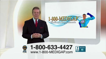 1-800MediGap TV Spot, 'Health Insurance for Individuals and Families' - Thumbnail 3