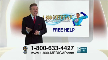 1-800MediGap TV Spot, 'Health Insurance for Individuals and Families' - Thumbnail 5