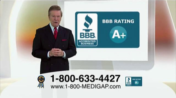 1-800MediGap TV Spot, 'Health Insurance for Individuals and Families' - Thumbnail 6