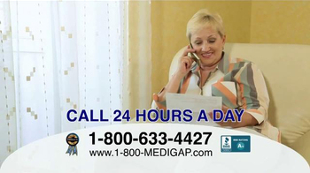 1-800MediGap TV Spot, 'Health Insurance for Individuals and Families' - Thumbnail 8