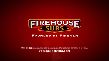 Firehouse Subs Hook & Ladder Light TV Spot, 'Deliciosa Comida' [Spanish] - Thumbnail 10