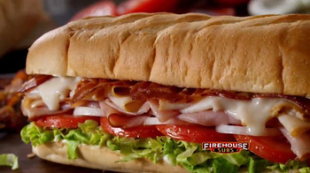 Firehouse Subs Hook & Ladder Light TV Spot, 'Deliciosa Comida' [Spanish]