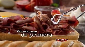 Firehouse Subs Hook & Ladder Light TV Spot, 'Deliciosa Comida' [Spanish] - Thumbnail 3