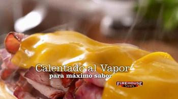 Firehouse Subs Hook & Ladder Light TV Spot, 'Deliciosa Comida' [Spanish] - Thumbnail 4