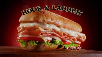 Firehouse Subs Hook & Ladder Light TV Spot, 'Deliciosa Comida' [Spanish] - Thumbnail 6