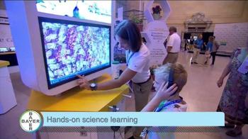 Bayer TV Spot, 'Making Science Make Sense Program' - Thumbnail 5