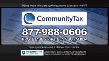 Community Tax TV Spot, 'Protegete' [Spanish] - Thumbnail 6