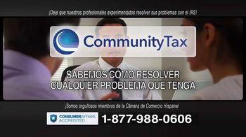 Community Tax TV Spot, 'Protegete' [Spanish] - Thumbnail 5