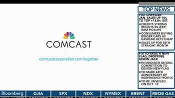 Comcast TV Spot, 'Better Together' - Thumbnail 6