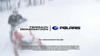 Polaris 2015 Rush TV Spot, 'Terrain Domination' - Thumbnail 9