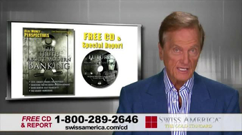 Swiss America TV Spot, 'What Would you Do?' Featuring Pat Boone - Thumbnail 7