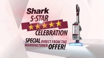 Shark Rotator Powered Lift-Away TV Spot, 'Better Deep Cleaning' - Thumbnail 2