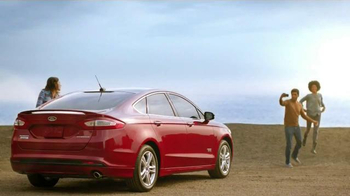 Ford Fusion TV Spot, 'Going' - Thumbnail 5