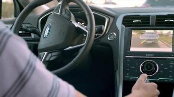 Ford Fusion TV Spot, 'Going' - Thumbnail 7