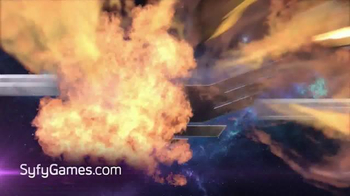 SyFy Games Dark Orbit: Reloaded and Shadow Bound TV Spot, 'Fun Awaits' - Thumbnail 3