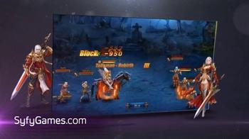 SyFy Games Dark Orbit: Reloaded and Shadow Bound TV Spot, 'Fun Awaits' - Thumbnail 5
