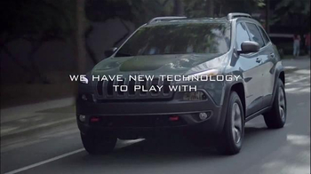 2015 Jeep Cherokee TV Spot, 'Band Practice' - Thumbnail 1