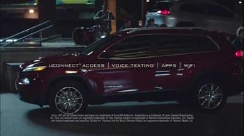 2015 Jeep Cherokee TV Spot, 'Band Practice' - Thumbnail 8