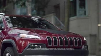 2015 Jeep Cherokee TV Spot, 'Band Practice' - Thumbnail 3