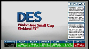WisdomTree DES TV Spot, 'Investing in You' - Thumbnail 3