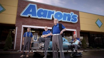 Aaron's 60th Anniversary Sale TV Spot, 'Whaaat'