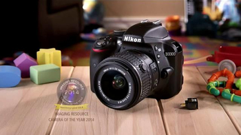 Nikon D3300 TV Spot, 'Capture the Moment' - Thumbnail 8