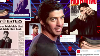 adidas TV Spot, 'There Will Be Haters' Ft. Luis Suárez, Gareth Bale - Thumbnail 5
