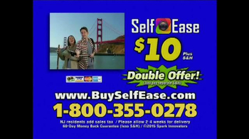 Self Ease TV Spot, 'Get Fun and Creative With Selfies' - Thumbnail 9