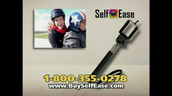 Self Ease TV Spot, 'Get Fun and Creative With Selfies' - Thumbnail 7