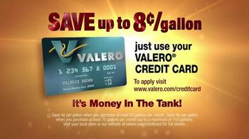 Valero Credit Card TV Spot, 'Money in the Tank' - Thumbnail 9