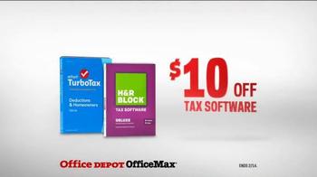 Office Depot TV Spot, 'Taxinator' - Thumbnail 4