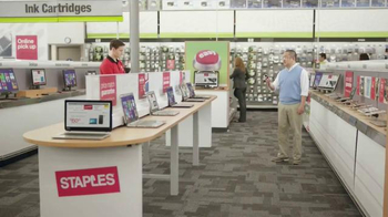 Staples Price Match Guarantee TV Spot, 'Tom Foolery' - Thumbnail 1
