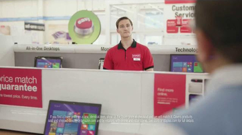 Staples Price Match Guarantee TV Spot, 'Tom Foolery' - Thumbnail 2