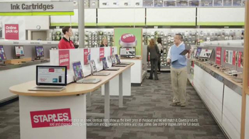 Staples Price Match Guarantee TV Spot, 'Tom Foolery' - Thumbnail 5
