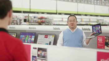 Staples Price Match Guarantee TV Spot, 'Tom Foolery' - Thumbnail 6