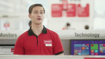 Staples Price Match Guarantee TV Spot, 'Tom Foolery' - Thumbnail 7
