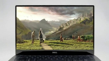 Dell XPS 13 TV Spot, 'The White Queen' - Thumbnail 7