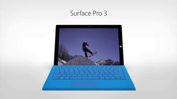 Microsoft Surface Pro 3 TV Spot, 'Reviews' Song by 2NE1 - Thumbnail 2