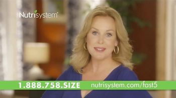 Nutrisystem Fast 5+ TV Spot, 'Time to Make a Change' Feat. Genie Francis - 337 commercial airings