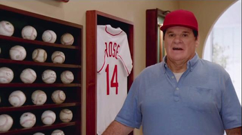 Skechers Relaxed Fit Super Bowl 2015 TV Spot, 'The Hall' Feat. Pete Rose - Thumbnail 1
