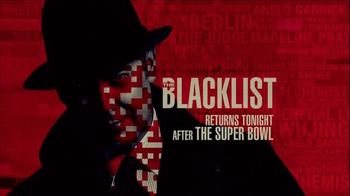 The Blacklist Super Bowl 2015 TV Promo - Thumbnail 9
