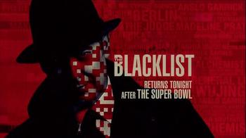 The Blacklist Super Bowl 2015 TV Promo - Thumbnail 9