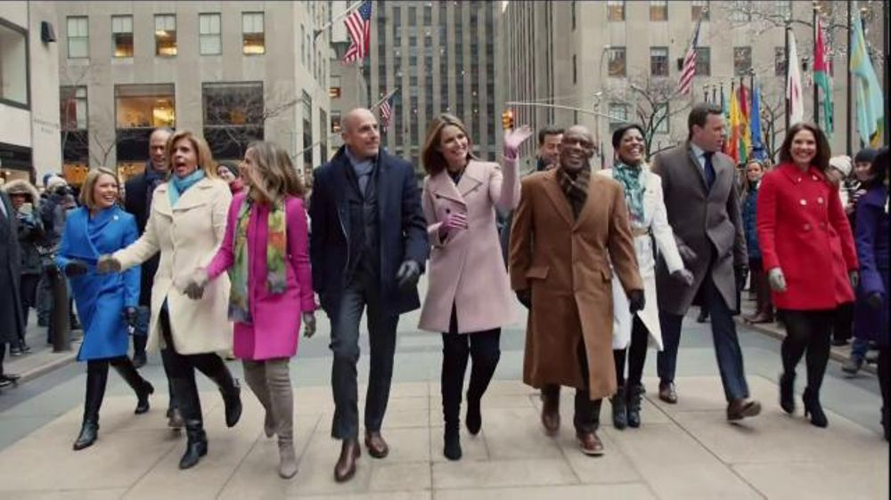 NBC: Today Super Bowl 2015 TV Promo