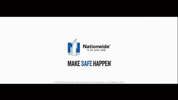Nationwide Insurance Super Bowl 2015 TV Spot, 'Make Safe Happen' - Thumbnail 10